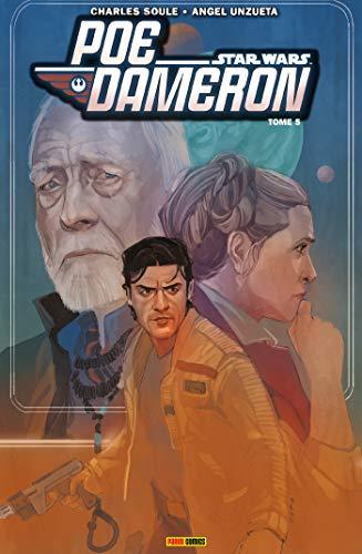 Star Wars - Poe Dameron (2016) T05 : La légende retrouvée (Star Wars : Poe Dameron t. 5) (French Edition)