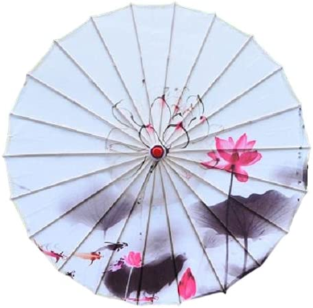 Classical Umbrella Rainproof Super sale Limited time trial price Handmade Chinese Oil Pa Paper Style