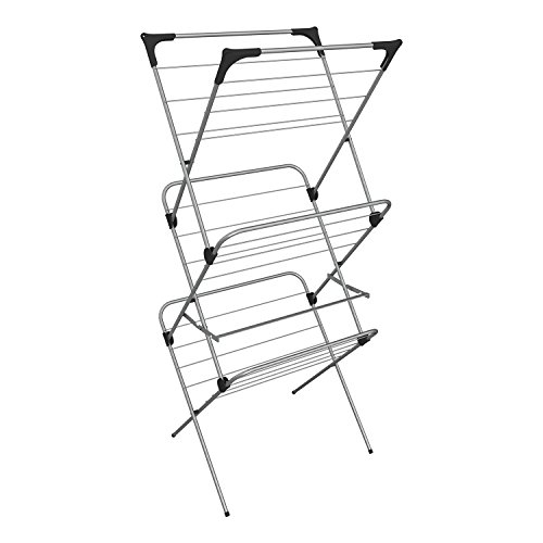 Vileda Sprint 3-Tier Indoor Airer, 15 m