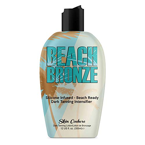 Best Tanning Lotion Beach Bronze | Tanning lotion for tanning beds, indoor tanning lotion Silicone Infused Beach Ready Intensifier Ravishing Coconut, Coconut lotion Suntan lotion No Bronzer, No Tingle
