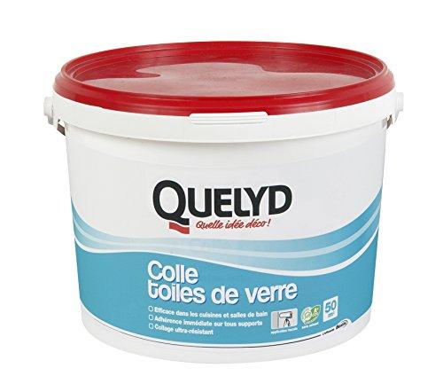 Bostik SA QL245813 - Colla speciale per fibra di vetro, confezione da 10 kg, Bianco (Clair)