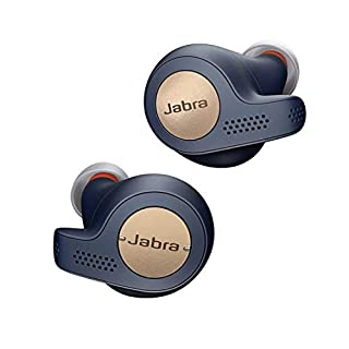 Jabra Elite Active 65t Écouteurs - Écouteurs de sport Bluetooth à Isolation passive du bruit avec capteur de mouvement pour le suivi - Sans fil - Bleu cuivre (B07BHY7M8P) | Amazon price tracker / tracking, Amazon price history charts, Amazon price watches, Amazon price drop alerts