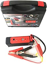 SDSPEED Car Jump Starter (APPLY to MOST of 12V ENGINES Both Gas and Diesel!!) 1000A Peak 21000mAH Auto Battery Booster Portable Power Pack Phone Laptop Power Bank Smart Charging Port