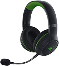 Razer Kaira Pro Wireless Gaming Headset for Xbox Series X | S: TriForce Titanium 50mm Drivers - Supercardioid Mic - Dedicated Mobile Mic - EQ and Xbox Pairing - Xbox Wireless and Bluetooth 5.0 - Black