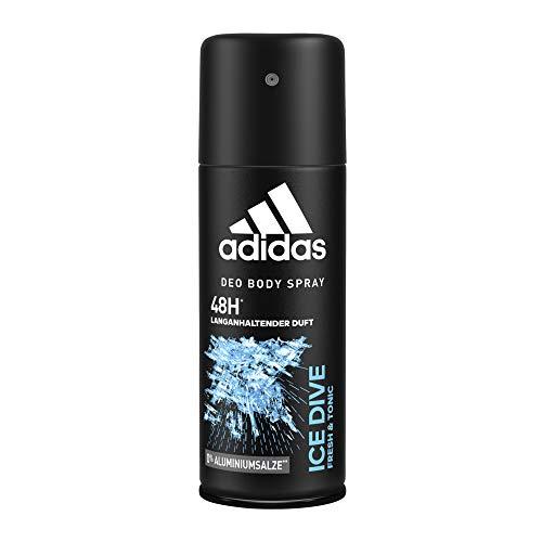adidas Ice Dive für Männer Deo Body Spray 150ml