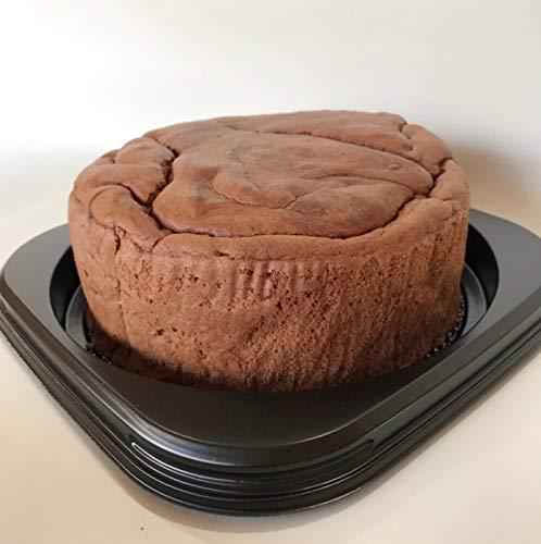 グルテンフリー 豆乳米粉スポンジケーキ(オーガニックココア)アレルギー対応 ケーキ gluten free cake