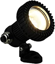 AQL 12V Marine Grade Composite Mini Underwater Spotlight - PUM001