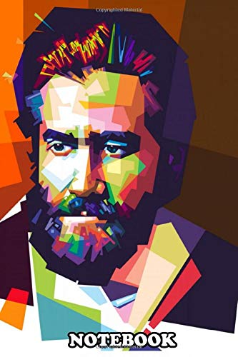Notebook: The Best Artwork Of Jack Gyllenhaal In Popart Style , Journal for Writing, College Ruled Size 6