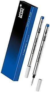 モンブラン MONTBLANC ファインライナー替芯 箱入り 2本入り パシフィックブルー Bサイズ 105171FLB-BL-2