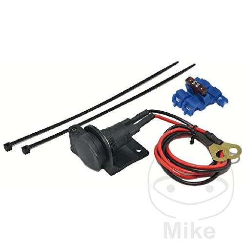BAASÂ Baas DIN-Bordsteckdose SD14 Belastbarkeit Strom max.=5A passend für Normstecker, Universalstecker