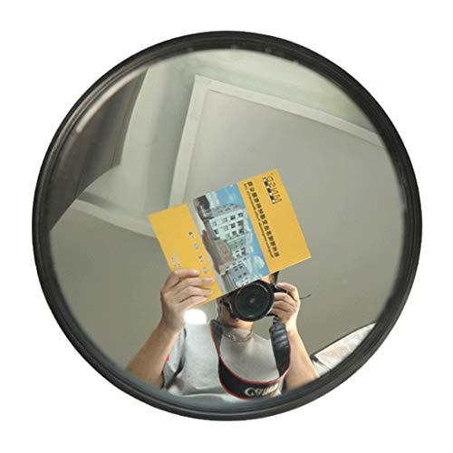 Inneneckspiegel PMMA-Acrylspiegel Drehbarer Verstellgriff Konkavspiegel Diebstahlsicherer Supermarktspiegel Erweitern Sie Ihren Horizont für zusätzliche Sicherheit
