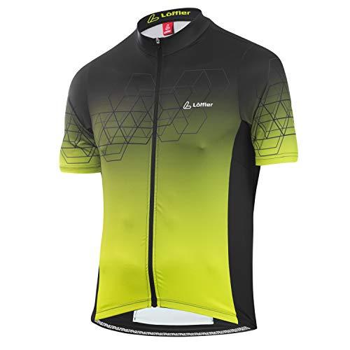 LÖFFLER Bike Jersey Fullzip Evo Herren - 23508 - Biketrikot