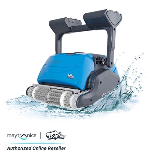 Best Dolphin Pool Cleaner Reviews - DOLPHIN Oasis Z5i Robotic Pool Cleaner