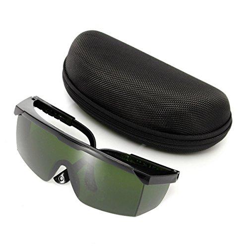 Pro2- Gafas proteccion de seguridad de ojo depilacion Laser/IPL profesional