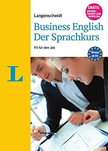 Langenscheidt Business English – Der Sprachkurs - Set mit 3 Büchern und 6 Audio-CDs: Fit für den Job