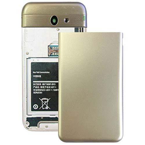 YEYOUCAI Piezas de reparación de teléfonos celulares Contraportada para Galaxy J7 V / J727V