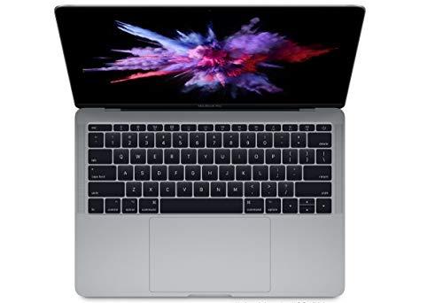 Apple MacBook Pro Mpxq2ll/a, 13.3 inch Retina Display, 2.3GHz Intel Core i5, 16GB RAM, 128GB SSD, Space Gray (Renewed)