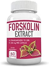 Pure Forskolin Coleous for Healthy Weight Loss 250 Mg 60 Capsules 20 coleous Extract Estimated Price : £ 9,99