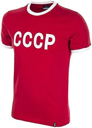 Copa Football - Maillot rétro CCCP années 70 (XL)