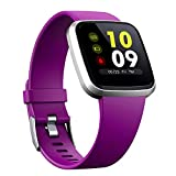 H4 Fitness Health 2in1 Smart Watch for Ladies Girls Women Smartwatch with All-Day