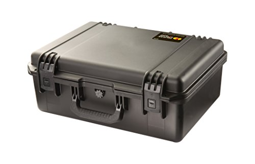 Storm IM2600PD Black Case With Padded Dividers Pelican Hardigg
