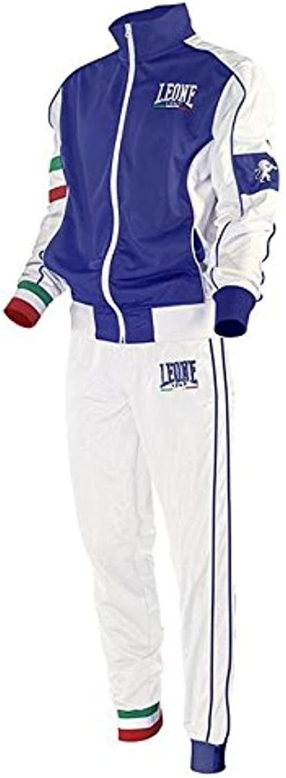 Tuta completa (giacca e pantaloni) leone ab796 (blu, s) B017Z3NFE2