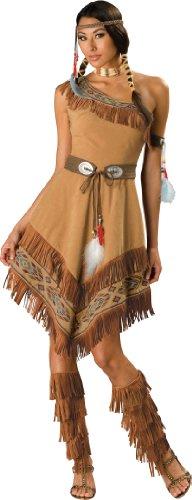 InCharacter Costumes, LLC Women's Indian Maiden Costume