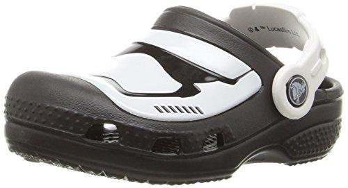 crocs CC Stormtrooper Clog K Mlt, Unisex-Kinder Clogs, Mehrfarbig (Multi 90H), 22-24 EU (C6-7 Unisex-Kinder UK)