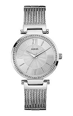 Guess–Reloj para mujer Ladies Dress acero (w0638l1) talla talla única cm de guess