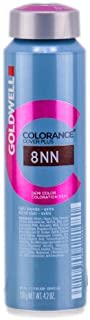Goldwell Colorance Cover Plus - Canister (4.2 oz) - 8NN Light Blonde Extra