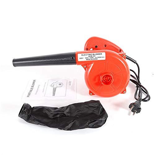 700W elektrisches Laubbläserblatt, 220V elektrisches Handgebläse, elektrische Kehrmaschine, elektrischer Staubsauger mit variabler Geschwindigkeit, geeignet für den Hausgebrauch