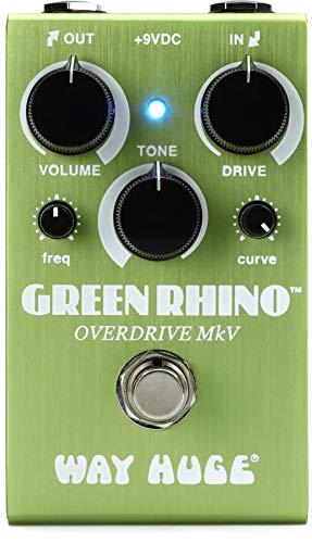 Way Huge Green Rhino MkV Overdrive Pedal