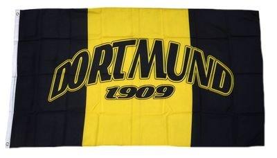 Fahne / Flagge Dortmund 1909 Fan NEU 90 x 150 cm