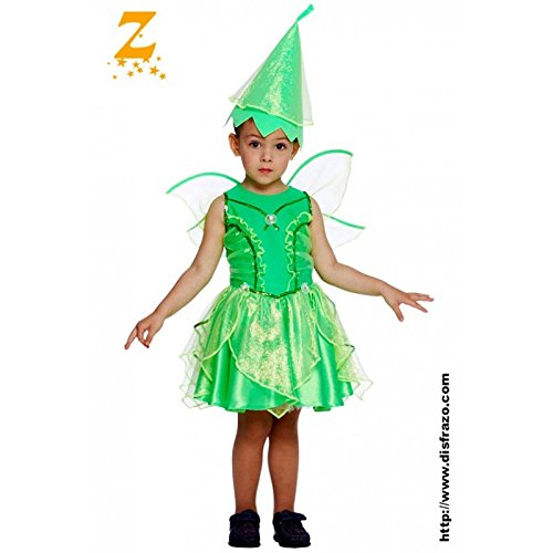 Disfraz de Campanilla (1-12 meses)