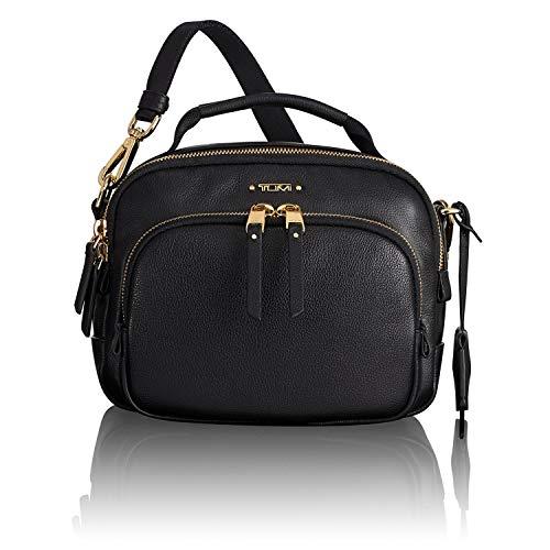 Tumi Women's Luanda Flight Bag, Black, One Size