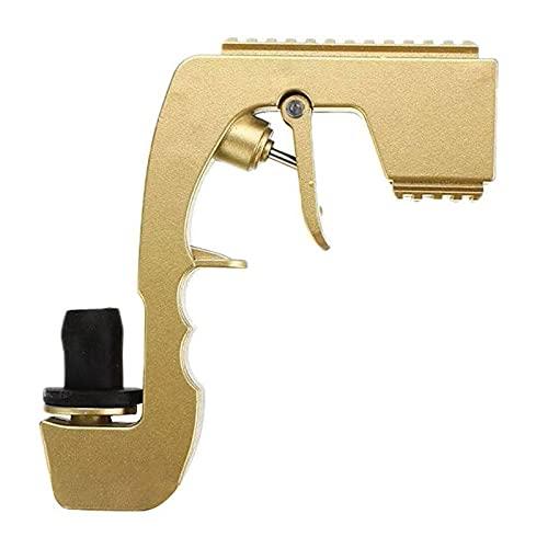 MSUIINT Bubbly Blaster - Pistola de champán, tapón de vino, dispensador de vino de champán, rociador de champán para celebraciones de cumpleaños, ceremonias de boda, bar de club