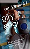 giry: simple and effective exercises with kettlebell at home (English Edition)