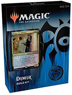 Magic: The Gathering Guilds of Ravnica - Guild Kit - Dimir