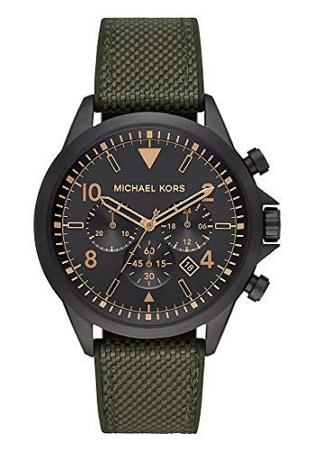 Michael Kors Gage - Reloj cronógrafo de Moda para Hombre - MK8788