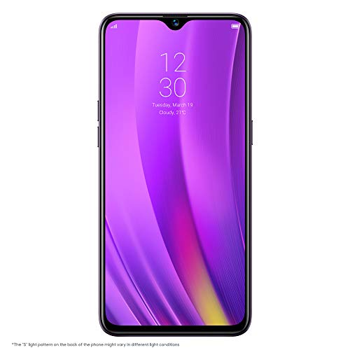 Realme 3 Pro (Lightning Purple, 6GB RAM, 128GB Storage)