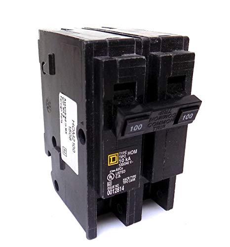 100 amp breaker square d - 3