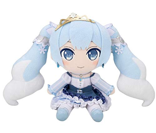 雪ミク ぬいぐるみSnow Princess Ver. SNOW MIKU 2019
