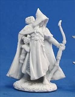 Reaper Arthrand Nightblade, Elf Ranger 77049 by Miniatures