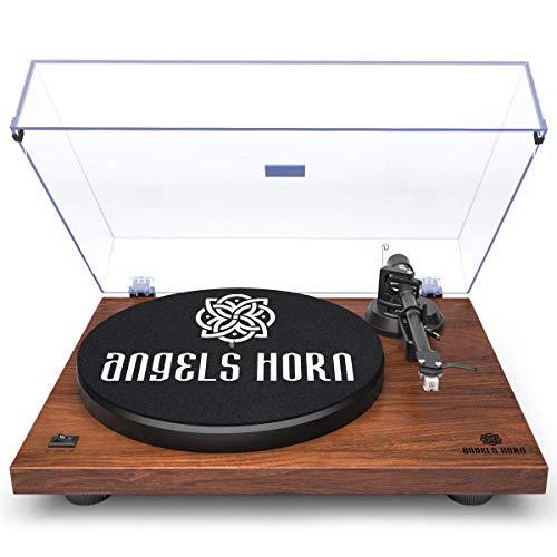 tocadiscos vintage de la marca ANGELS HORN
