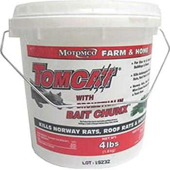 Tomcat Bait Chunx Pail 4 LB