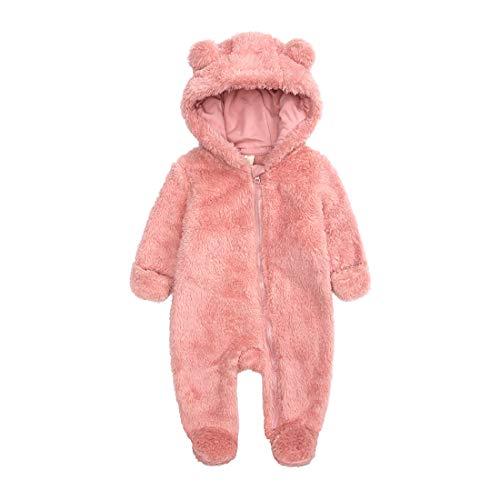 Baby Girls Cute Romper Cartoon Bear…