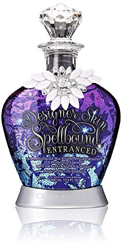 Designer Skin Spellbound Entranced Bronzer Indoor Tanning Bed Sun Tan Lotion 13.5 fl oz (400 Ml)