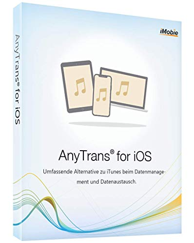 AnyTrans iOS MAC (Product Keycard ohne Datenträger)