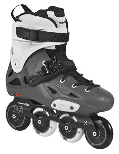 Powerslide Inline-Skate Imperial Evo 80, Gris, 36, 908069/36