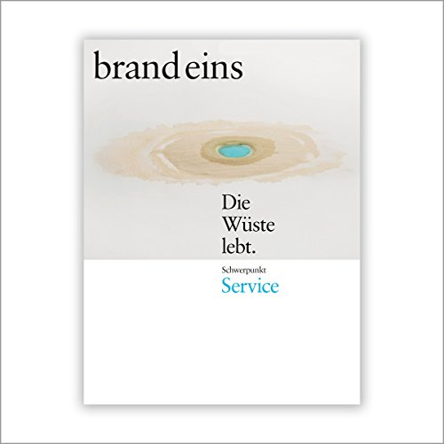 brand eins audio: Service audiobook cover art